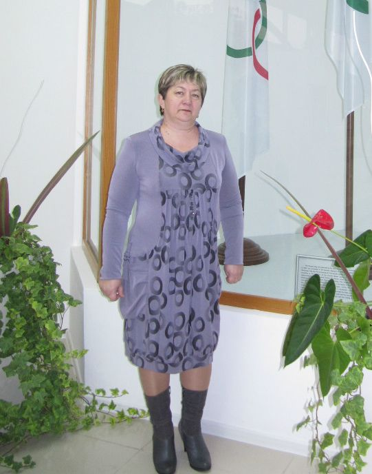 Пименова Галина Николаевна