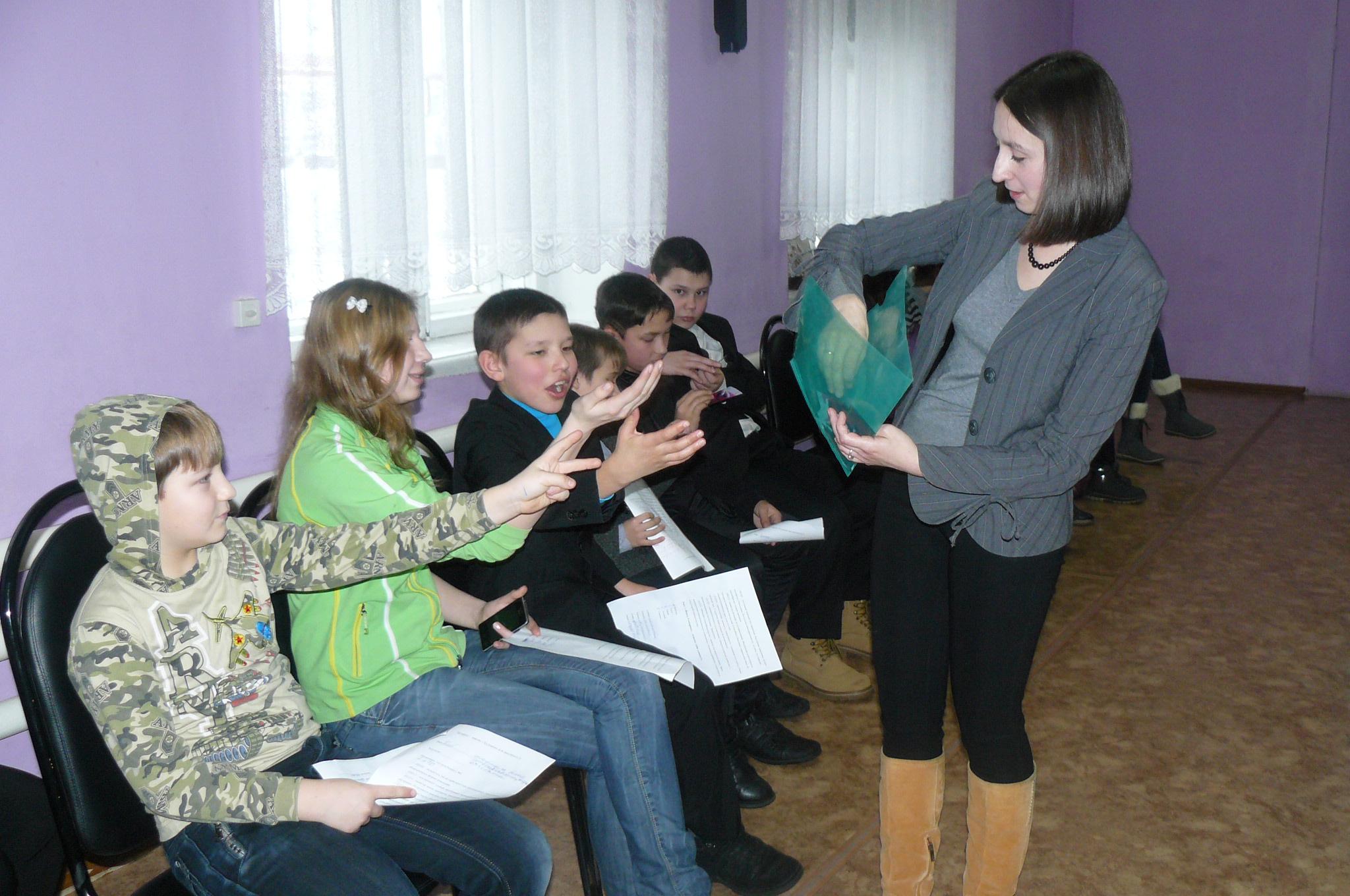 В Никольском Доме детского творчества прошло мероприятие для подростков группы риска