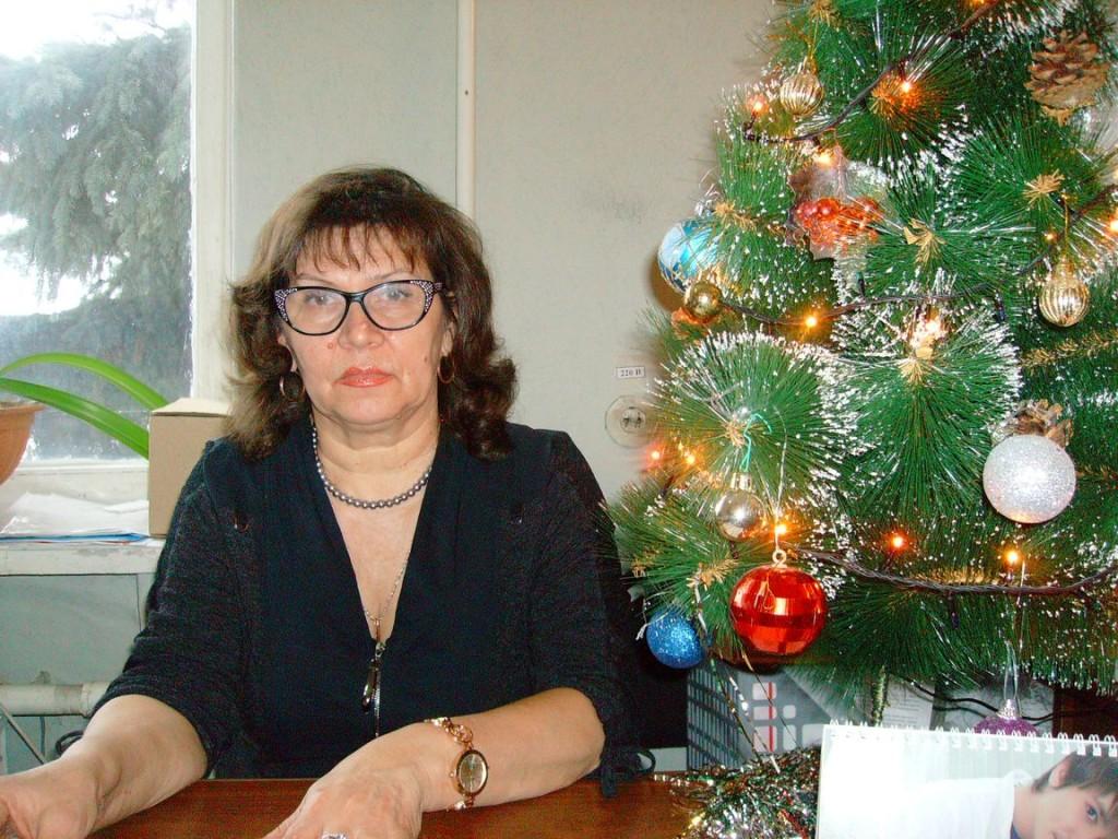 Саулина Лидия Ивановна