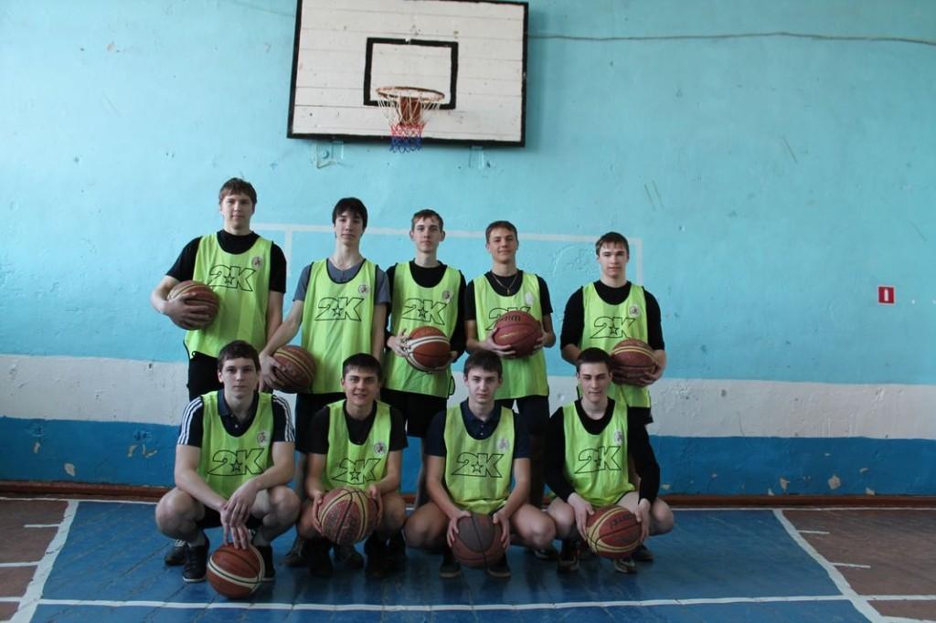 Чемпионат ученической баскетбольной лиги